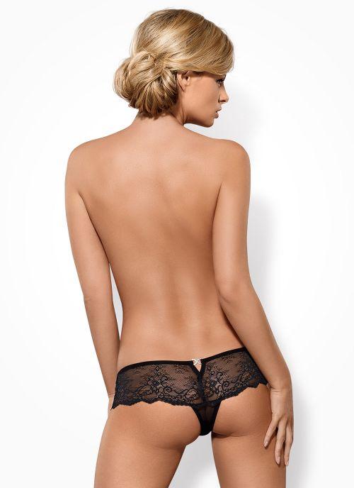 Obsessive szorty czarne (Merossa)
