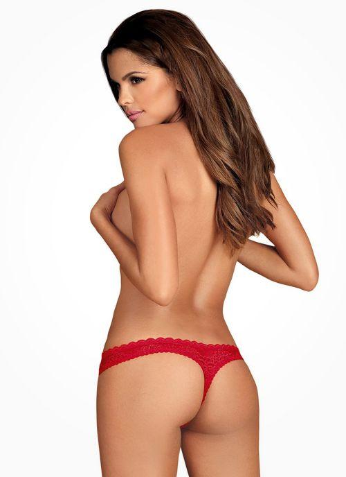 Obsessive stringi czerwone (Rougebelle)