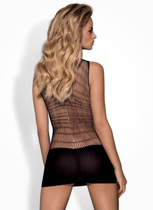 Obsessive sukienka czarna (D603)
