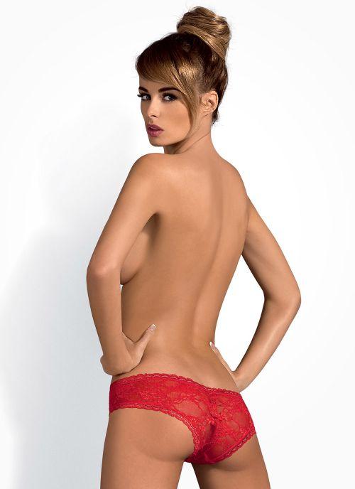 Obsessive szorty czerwone (Hotina)