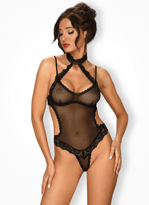 Obsessive body czarne (Claudusia)