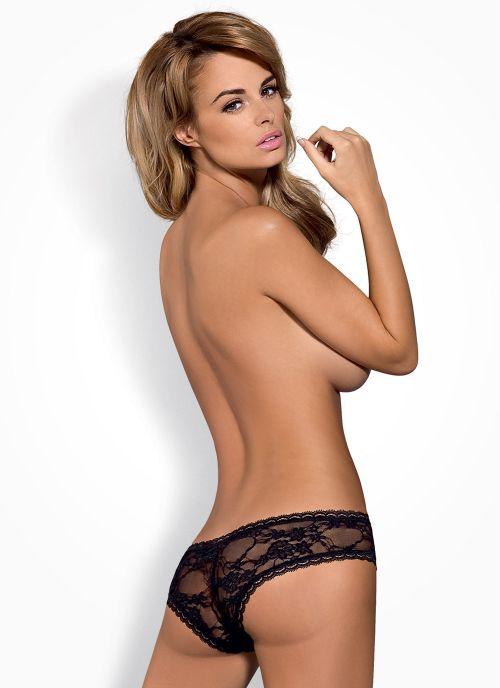 Obsessive szorty czarne (Hotina)