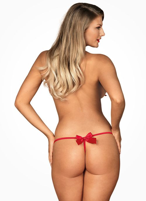 Obsessive stringi czerwone (Giftella)