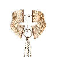 Bijoux Indiscrets Désir Métallique kajdanki z łańcuszków złote