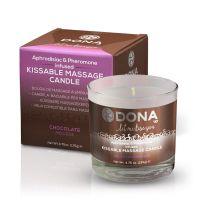 Dona olejek do masażu smakowy mus czekoladowy 110 ml