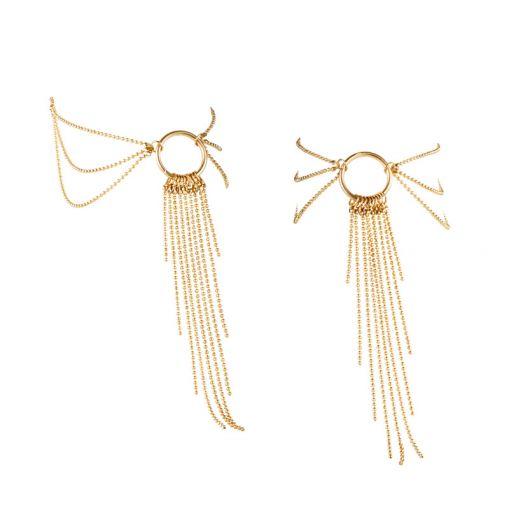 Bijoux Indiscrets Magnifique łańcuszek na stopy złoty