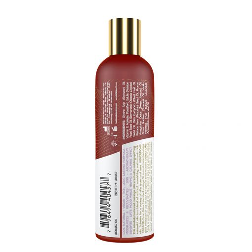 Dona aromatyczny olejek do masażu Relax - lawenda i wanilia - 120 ml