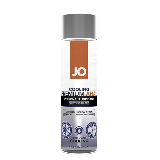 System JO Premium Anal lubrykant analny na bazie silikonu chłodzący 120 ml