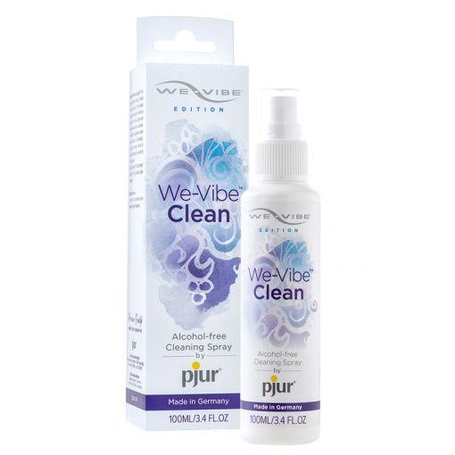 We-Vibe Clean spray do czyszczenia zabawek erotycznych 100 ml