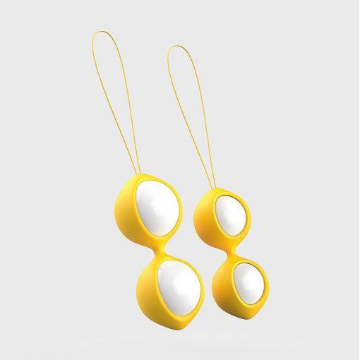 B Swish Bfit Classic zestaw kulek gejszy żółty