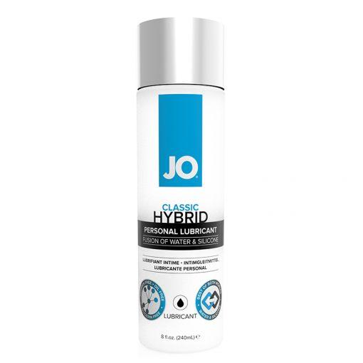 System JO Hybrid lubrykant wodno-silikonowy 240 ml