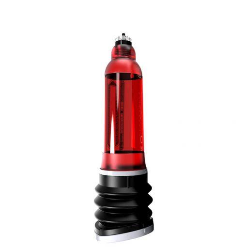 Bathmate Hydromax X30 pompka do powiększania penisa czerwona