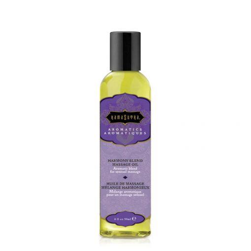 Kama Sutra Aromatic olejek do masażu jałowiec, sosna, lawenda i rozmaryn 59 ml