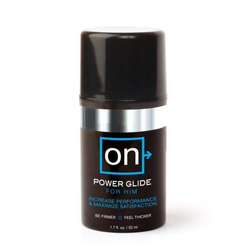 Sensuva ON Power Glide żel stymulujący dla mężczyzn 50 ml
