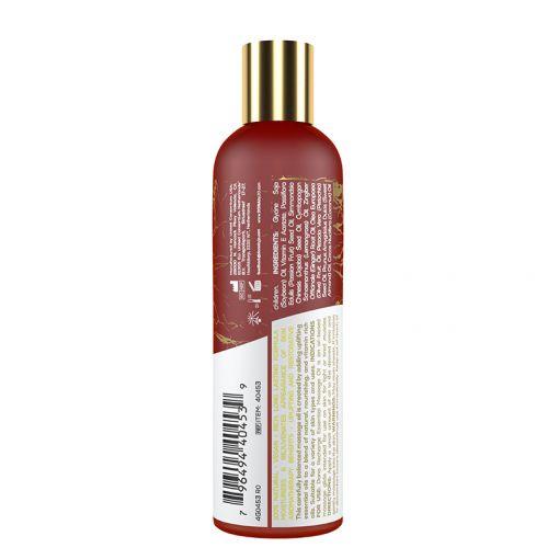 Dona aromatyczny olejek do masażu Recharge - trawa cytrynowa i imbir - 120 ml