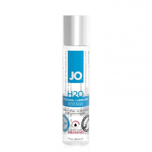System JO H2O uniwersalny lubrykant na bazie wody rozgrzewający 30 ml