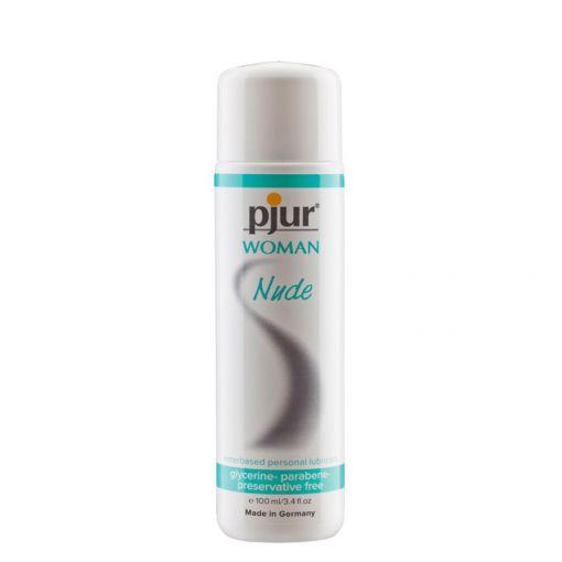 Pjur Woman Nude łagodny lubrykant wodny dla kobiet 100 ml