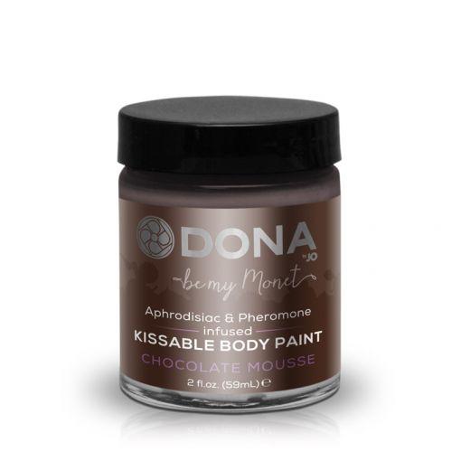 Dona farbka do ciała mus czekoladowy 59 ml