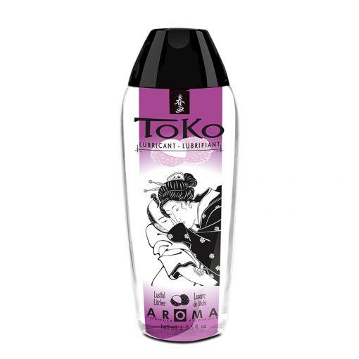 Shunga Toko Aroma lubrykant na bazie wody liczi 165 ml