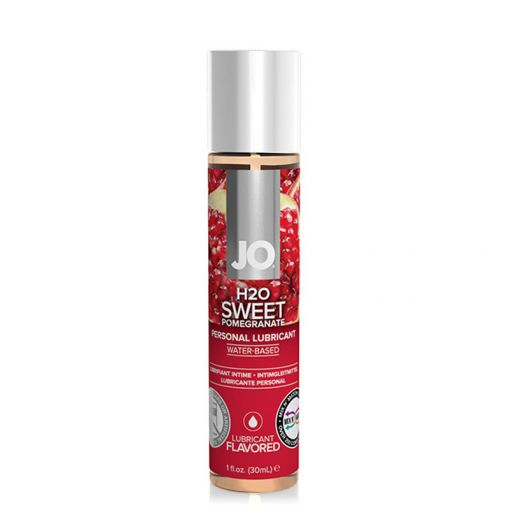 System JO H2O lubrykant smakowy owoc granatu 30 ml