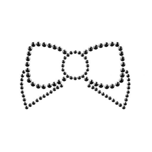 Bijoux Indiscrets Mimi nasutniki kokardki czarne