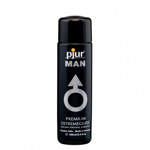 Pjur Man Premium lubrykant silikonowy dla mężczyzn 100 ml