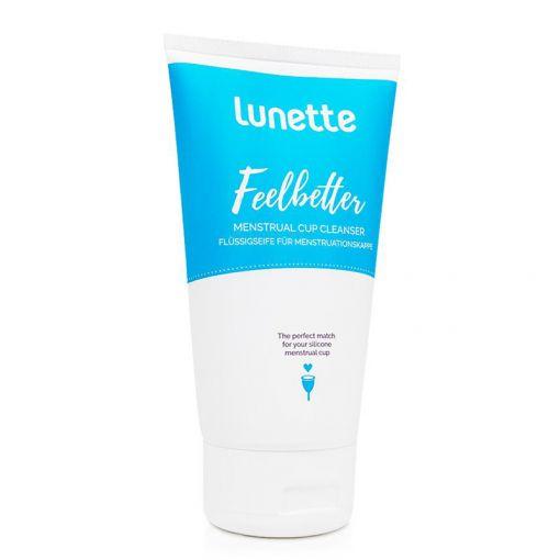 Lunette Feelbetter żel do czyszczenia kubeczków menstruacyjnych 150 ml