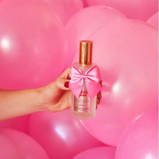 Bijoux Indiscrets Bubblegum 2w1 żel intymny i do masażu guma balonowa 100 ml