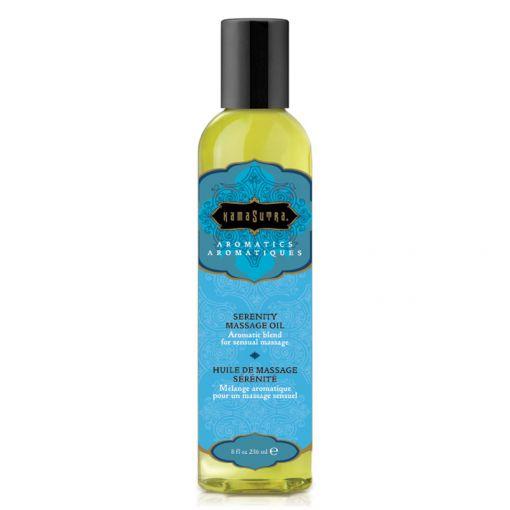 Kama Sutra Aromatic olejek do masażu lawenda, majeranek i geranium 236 ml