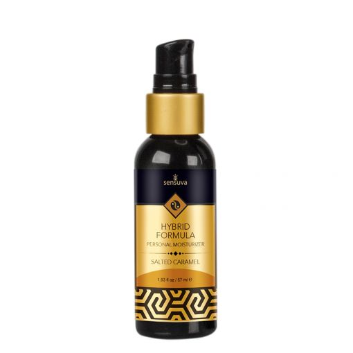 Sensuva lubrykant hybrydowy solony karmel - 57 ml