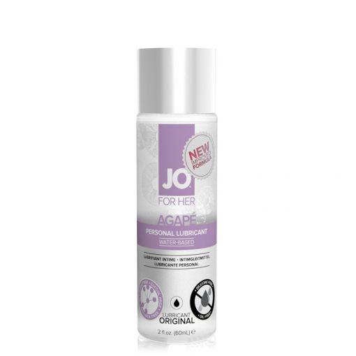 System JO Agapé lubrykant na bazie wody dla kobiet neutralny 60 ml