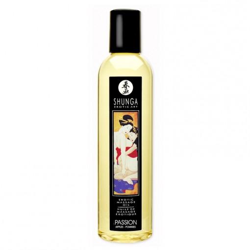 Shunga olejek do masażu Passion jabłkowy 250 ml