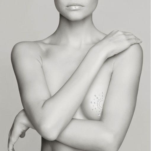 Bijoux Indiscrets Mimi nasutniki perłowe