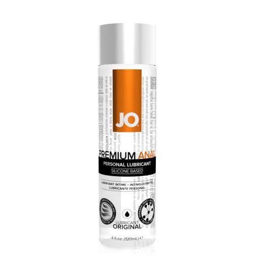 System JO Premium Anal lubrykant analny na bazie silikonu neutralny 120 ml