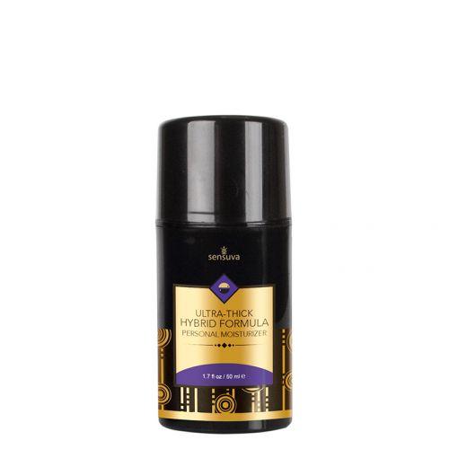 Sensuva ultra gęsty lubrykant hybrydowy bezsmakowy - 50 ml