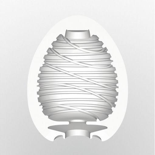 Tenga Egg masturbator w kształcie jajka Silky