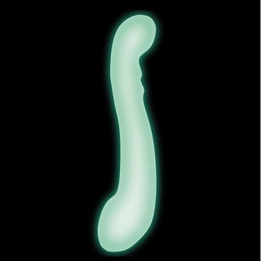 Dorcel So dildo białe - świecące w ciemności