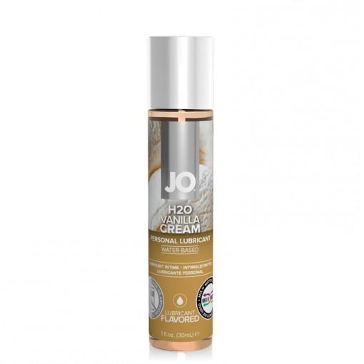System JO H2O lubrykant smakowy waniliowy 30 ml