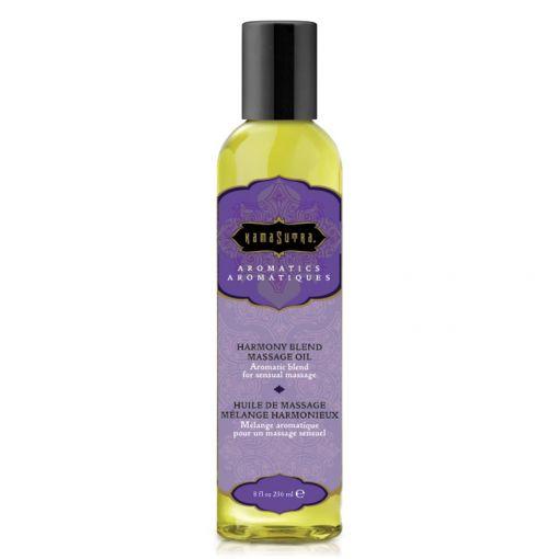 Kama Sutra Aromatic olejek do masażu jałowiec, sosna, lawenda i rozmaryn 236 ml
