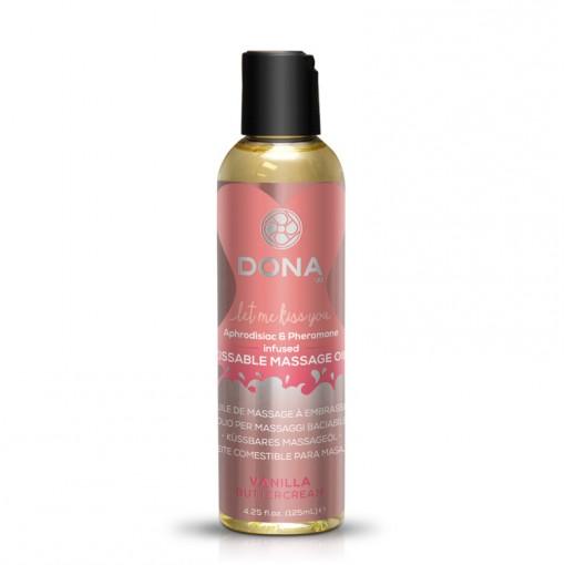 Dona olejek do masażu smakowy krem waniliowy 110 ml