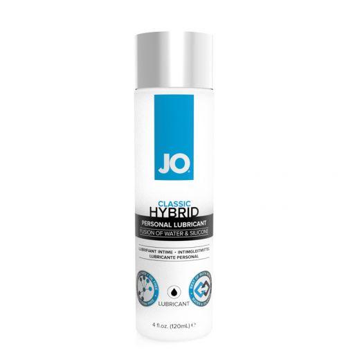 System JO Hybrid lubrykant wodno-silikonowy 120 ml