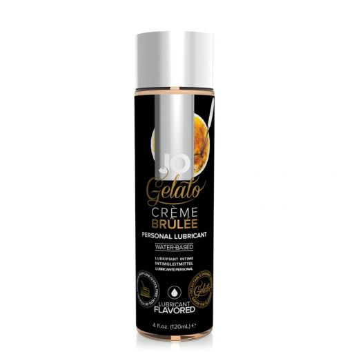 System JO Gelato lubrykant smakowy crème brûlée 120 ml