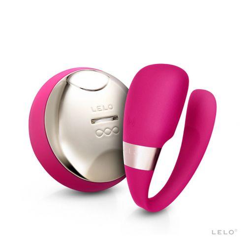 LELO Tiani 3 wibrator dla par różowy
