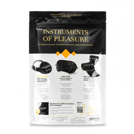 Bijoux Indiscrets Instruments Of Pleasure zestaw akcesoriów dla par Orange