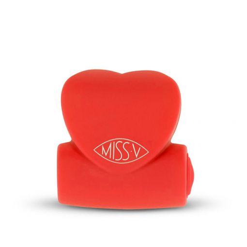 Miss V Sweetheart masażer łechtaczki czerwony