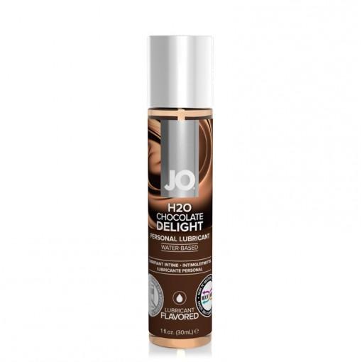 System JO H2O lubrykant smakowy czekoladowy 30 ml