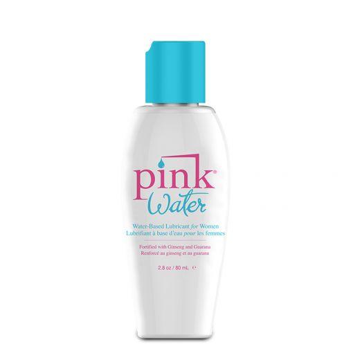 Pink Water łagodzący lubrykant na bazie wody 80 ml