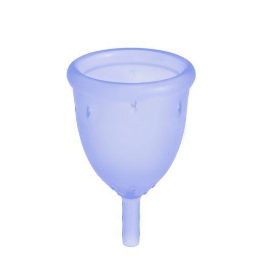 LadyCup kubeczek menstruacyjny niebieski rozmiar L