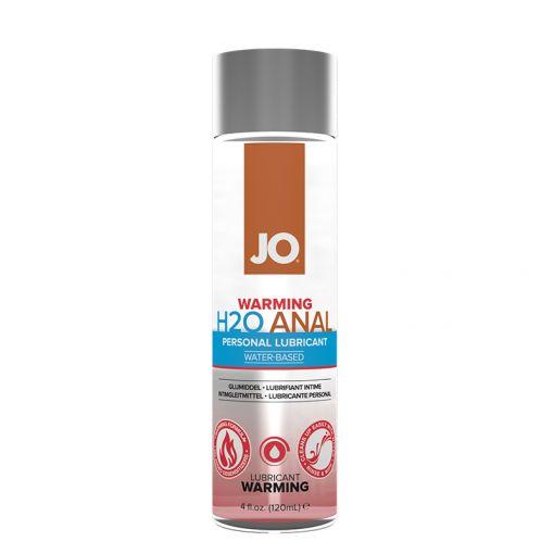 System JO H2O Anal lubrykant analny na bazie wody rozgrzewający 120 ml
