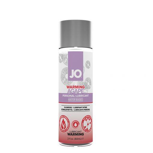 System JO Agapé lubrykant na bazie wody dla kobiet rozgrzewający 60 ml